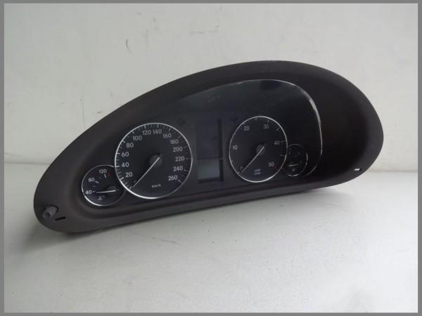 Mercedes Benz W203 speedometer instrument cluster 2035401148 Siemens VDO 110.080.266 / 021