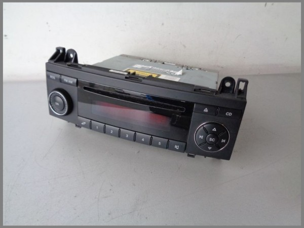 Mercedes Benz R129 APS Navigationssystem Radio 2088200589 Original Wechsler SET