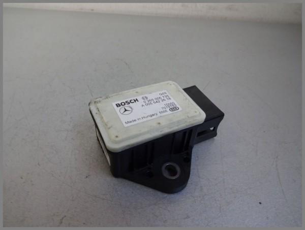 Mercedes Benz W204 W207 W212 Yaw rate sensor 0055422618 Bosch 0265005735