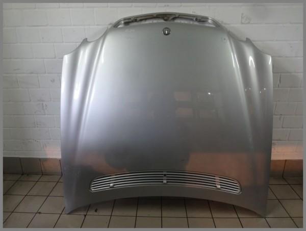 Mercedes Benz W215 Motorhaube Haube 744 Silber Original 2158800157 K2155