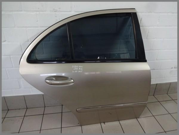 Mercedes Benz W211 Tür Hinten Rechts 693 Travertinbeige 2117300205 K10005 Limo