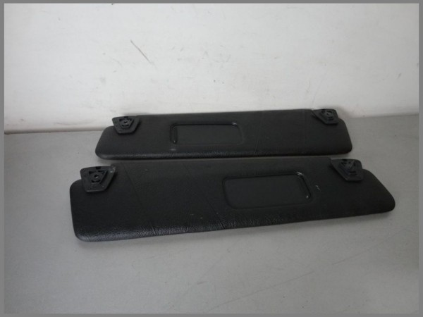 Mercedes Benz R170 SLK Sun Visors Black Left Right 1708100110 1708100210