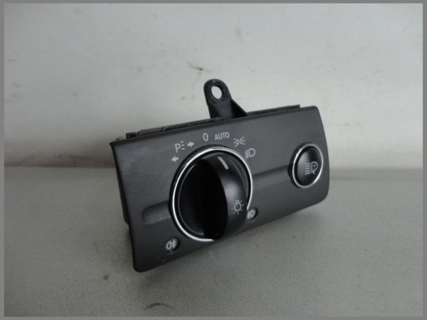Mercedes Benz MB W211 E-Klasse Lichtschalter Light switch 2115450104 Schwarz