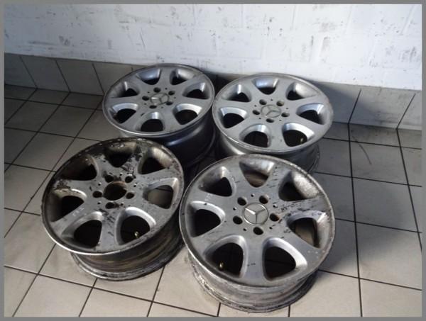 Mercedes W203 Alufelgen Felgen 7x16 ET37 & 8x16 ET32 2094012802 2094012902 F32