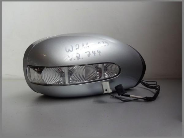 Mercedes Benz MB W211 Außenspiegel RECHTS 744 Silber BJ.2004 2038107293 A39
