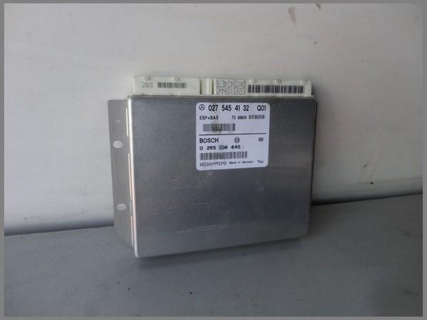 Mercedes Benz MB A-Class W168 Control Unit ESP BAS 0275454132 BOSCH 0265109445