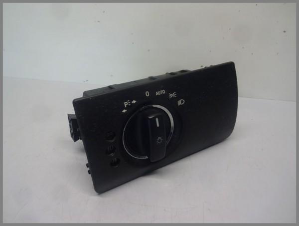 Mercedes Benz W164 Lichtschalter Verkleidung Schalter 1645453004 Schwarz Orginal