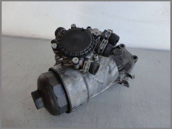 Mercedes Benz W163 ML-Klasse ML400 CDI AMG Ölfiltergehäuse Ölfilter 6281800410