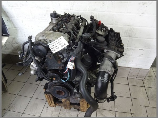 Mercedes Benz MB W211 220CDI Engine OM646961 143tkm 646961 Diesel OM646 646.961