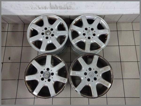 Mercedes R170 Alufelgen Felgen 7x16 ET37 & 8x16 ET30 1704010302 1704010202 B40