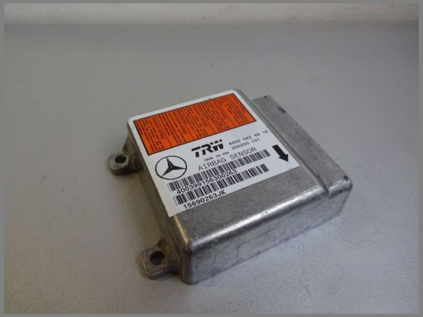 Mercedes Benz W163 Airbag Control Unit 0025424818 TRW Original