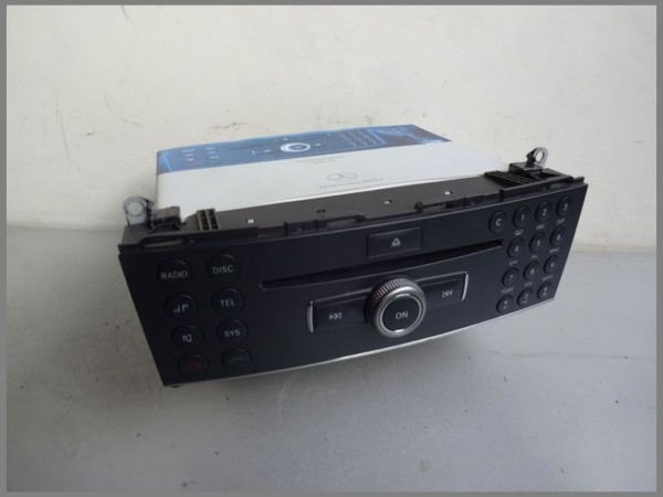 Spiksplinternieuw Mercedes MB W204 CD Radio MP3 Autoradio Audio 20 CQ-MP1670GA FG-78