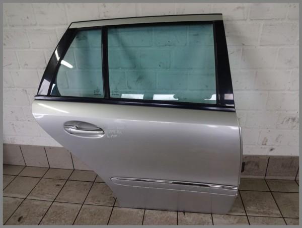 Mercedes Benz MB W211 Tür Hinten Rechts 775 Iridiumsilber 2117300405 K104 Kombi