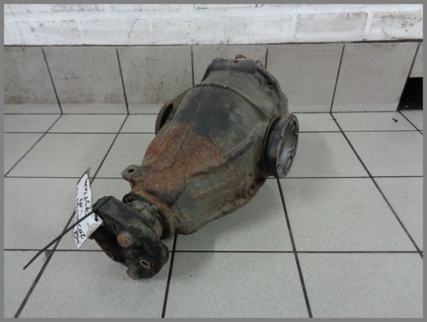 Mercedes Benz W210 220CDI Differential 131tkm 2.87 Hinterachsgetriebe 2033505414