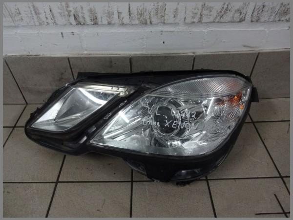 Mercedes Benz W212 Scheinwerfer 2128208161 Hella Original Links Lampe Vorne