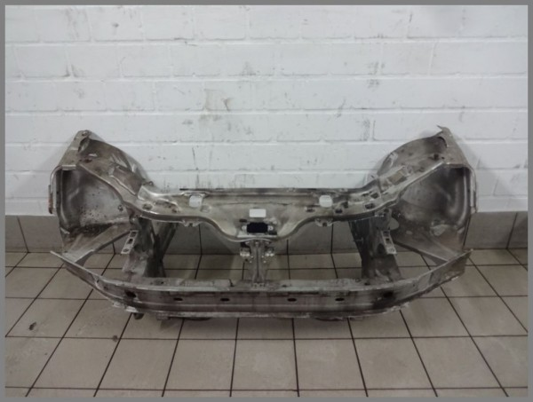 Mercedes Benz MB R170 SLK-Class lock carrier front panel 744 SILVER
