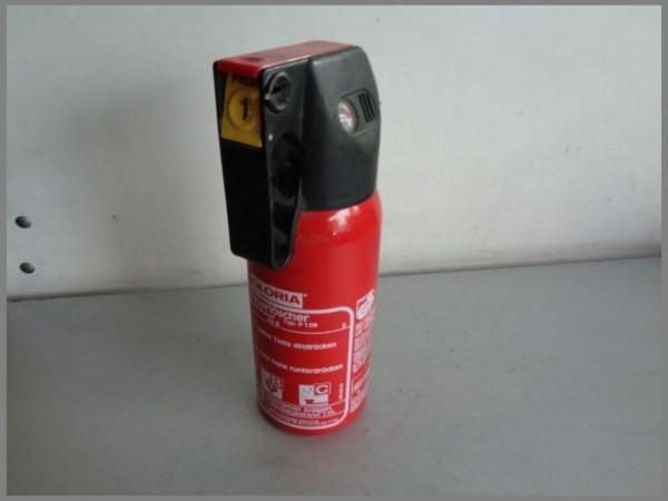 Feuerlöscher TYP P1 DB ABC-Pulver Gloria Autofeuerlöscher 1KG