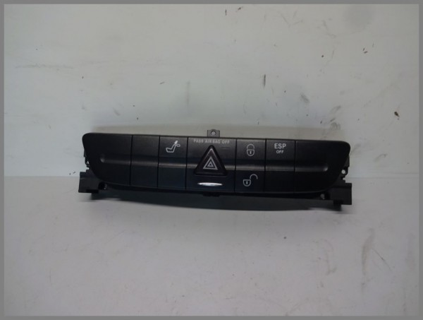 Mercedes Benz MB W211 E-Klasse Schalterleiste Schalterblock 2118212558 Original