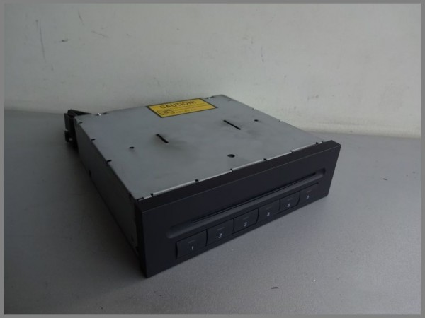 Mercedes Benz MB W211 CD changer 6 compartment 2118706189 MH3512 Original MP3