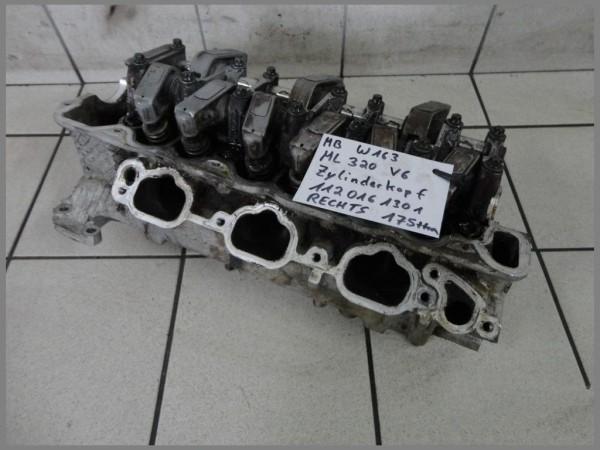 Mercedes Benz W203 W210 W163 Cylinder Head Cylinder Head 1120161301 RIGHT 175tkm