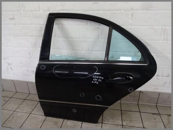 Mercedes Benz W211 Rear Left Door 197 Black Sedan 2117300105 K112 Orig.