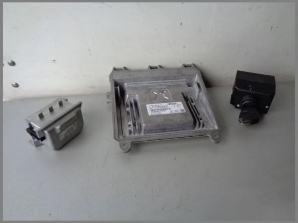 MB w169 A170 engine control unit 2661536679 Siemens 5WK90491 0014460240