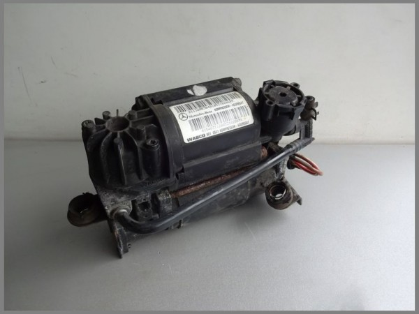 Mercedes Benz W211 compressor air compressor 2113200304 air pump Airmatic  WABCO