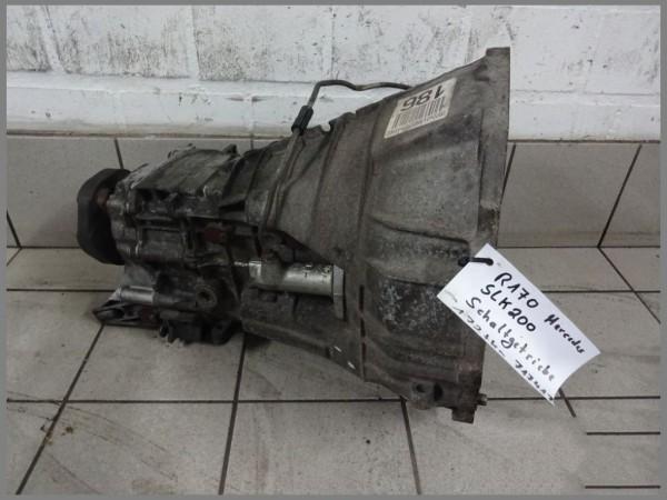 Mercedes Benz W202 R170 Schaltgetriebe 5 Gang 717417 172tkm Getriebe C180 SLK200