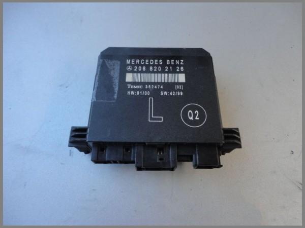 Mercedes Benz MB C208 W208 CLK-Klasse Türsteuergerät 2088202126 LINKS W210 W202