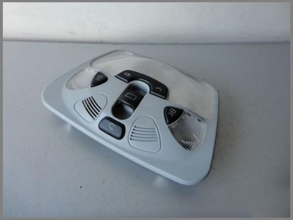 Mercedes Benz W203 interior light reading light 2038201101 7D43 roof control unit