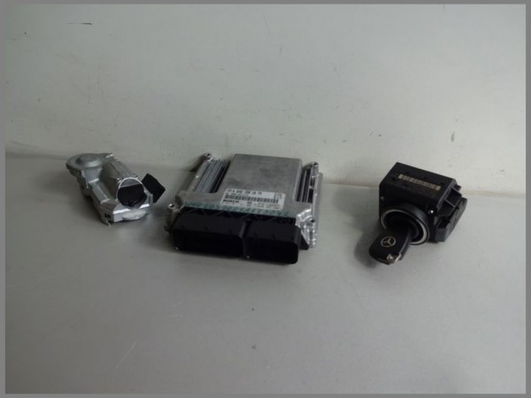 Mercedes Benz W203 CDI engine control unit 6461501079 Bosch 0281011741