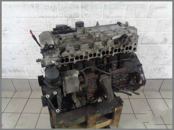 Mercedes Benz W210 E320CDI Motor OM613961 196tkm 613961 Diesel OM613 Original