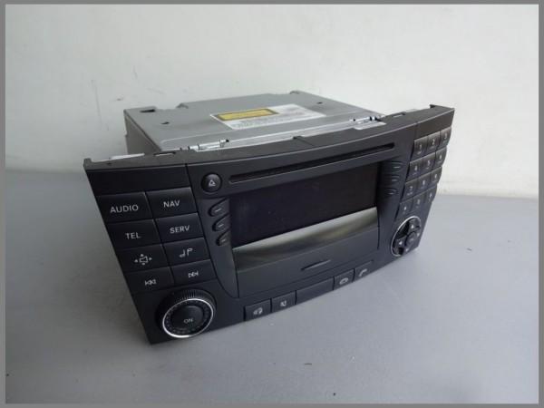 Mercedes Benz W211 Radio CD-Radio BE7036 2118702790 Navi Radio Original 50 APS