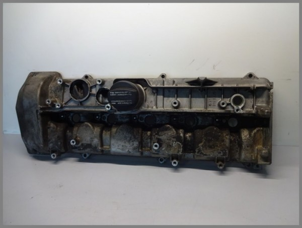 Mercedes Benz OM612 270CDI valve cover cylinder cover 6120160405 Orginal DEFEKT