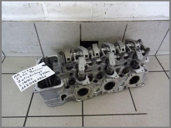 Mercedes Benz W203 W210 W163 Zylinderkopf Zylinder Kopf 1120161201 LINKS 77tkm