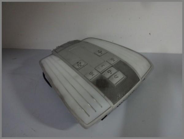 Mercedes Benz W212 interior light reading lamp roof control unit 7E94 2129064301