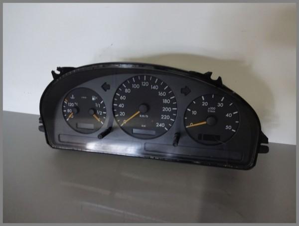 Mercedes Benz MB W163 ML400 CDI Tacho Kombiinstrument 1635407611 116736tkm VDO