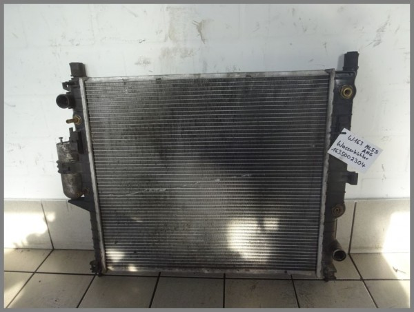 Mercedes Benz MB W163 ML-Class engine cooler water cooler 1635002304 original