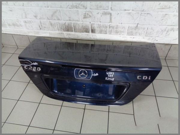 Mercedes Benz MB W203 C-Klasse LIMO Limousine Heckklappe 359 LILA Klappe K2418