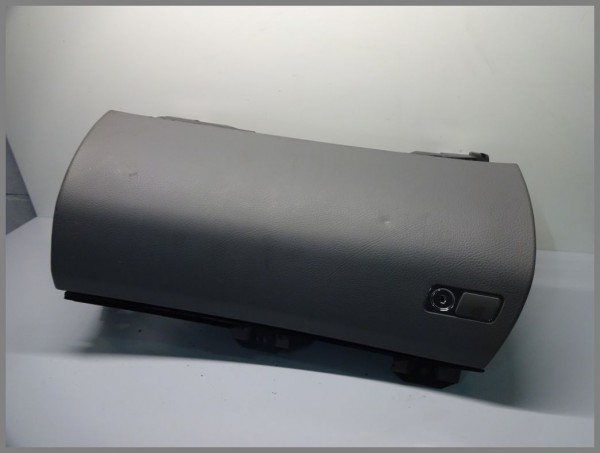 Mercedes Benz MB W221 S-Class glove box storage compartment 7J32 GRAY 2216800191