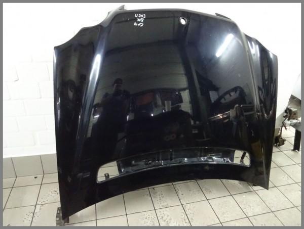 Mercedes Benz W203 C-Class bonnet hood 768 diamond black 2038800157 K17