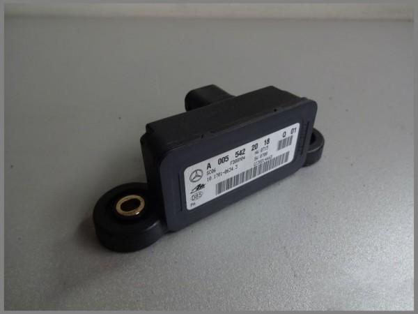 Mercedes Benz R251 W164 ESP Rate of rotation sensor 0055422018 Q01 ATE 10.1701-0634.3