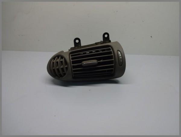 Mercedes Benz W203 air nozzle ventilation nozzle RIGHT brown 2038300254 Orig.