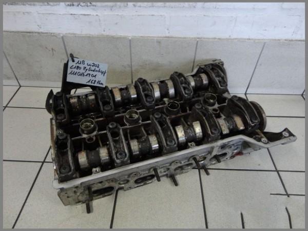 Mercedes Benz W202 C180 Cylinder Head 1110161901 168tkm R1110161901