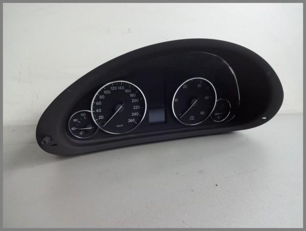 Mercedes Benz W203 Tacho Kombiinstrument 2035407547 Siemens VDO 110.080.266/011