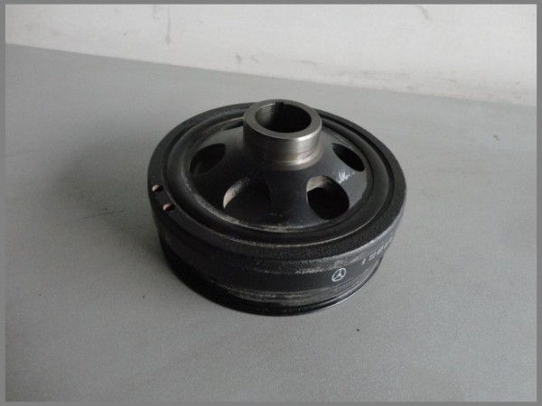 Mercedes W203 C55 AMG crankshaft pulley 1130350100 Vibration damper