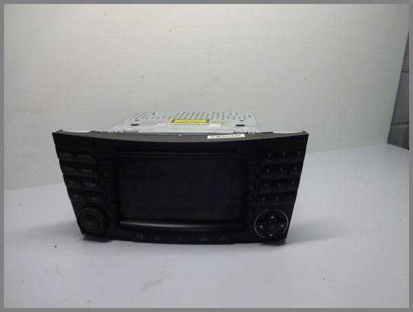 Mercedes Benz W211 E-Class APS Comand Radio DVD CD Navigation 2118704789 Orig.