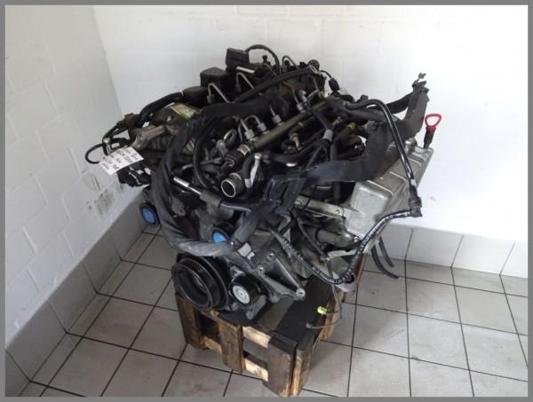 Mercedes W204 220CDI Engine OM646811 147tkm 646811 Diesel 646 811 170hp